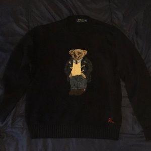 Ralph Lauren Iconic Polo Bear Sweater